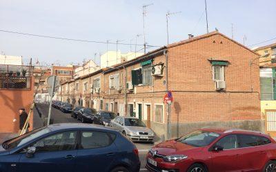Visita al Barrio de Usera