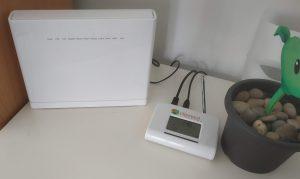 Equipo distribuidor de señal