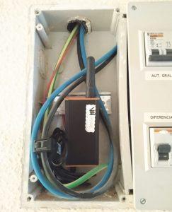 Sensor de electricidad